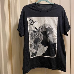 Other - 2Pac Graphic Tee